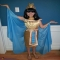 Cleopatra Halloween Costume - Halloween costume ideas for the kids