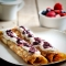 Coconut Flour Crepes Recipe - Dessert Recipes