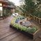 Container Gardens for Deck Privacy - Backyard Ideas