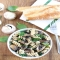 Creamy Goat Cheese Pasta with Spinach & Mushrooms - Food & Drink