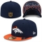 Denver Broncos New Era 2015 NFL Draft On-Stage 59FIFTY Fitted Hat - My team