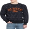 Denver Broncos - Stealth Camo Crewneck Sweatshirt - Christmas Gift Ideas
