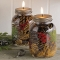DIY Mason Jar Oil Lamp - Holidays