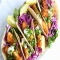 Fish Stick Tacos - Cooking