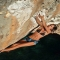 Free Climbing over Deep Water - Rock Climbing