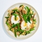 Fried Rice with Spring Vegetables and Fried Eggs - I love to cook