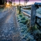 frozen road by Milan Jurek - Fantastic shots