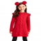Girls Ruffle Sweater Dress - For the kids
