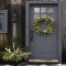 Grey Front Door - For The Home