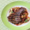 Grilled Pork Chops With Spicy Peaches and Mint - I love to cook