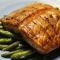 Grilled Salmon - Cooking