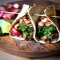 Grilled Steak Tacos with Cilantro Chimichurri Sauce - Cooking