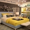 Guest room decoration ideas - yellow decor - Home decoration