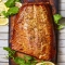Honey-Ginger Cedar Plank Salmon - Salmon Recipes