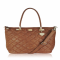 Hudson Nouveau Soft Tan handbag by marc b. - Handbags