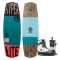 Hyperlite 2018 Men's Pbj Wakeboard with focus Bindings - Wakeboarding Gear