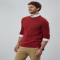 Jarvis Cotton Crew Neck Sweater - Comfortable Clothes