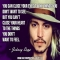 Johnny Depp Quote - Quotes & other things