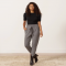 Leslie Tie-Front Knit Sweatpants - Winter Wardrobe