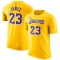 Los Angeles Lakers LeBron James Nike NBA Men's Icon Player T-shirt - T-Shirts