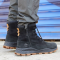 Men's Brooklyn Side-Zip Sneaker Boots - Shoes