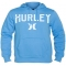 Mens Hurley Tell 'Em Pullover Hoodie - Boyfriend fashion & style