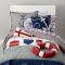 Nautical bedding - Kid's Room