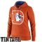 Nike Denver Broncos Women's Retro Tailgater Hoodie - My team