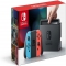 Nintendo Switch with Neon Red and Neon Blue Joy-Cons - Electronics