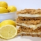 Oatmeal Lemon Creme Bars - Dessert Recipes