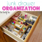 Organize the Junk Drawer - Organization Products & Ideas