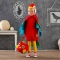 Parrot costume - Halloween costume ideas for the kids