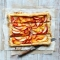 Peach & nectarine tart - Dessert Recipes