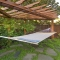 Pergola with hammock - Backyard ideas