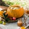Pumpkin Punch Bowl - Party ideas