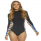 Rip Curl Women's Beach Bazaar Surf Suit - Water Wear - swimsuits & wetsuits