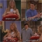Ross from Friends asks Rachel why her cat is inside out. - Funny Stuff