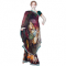 Sari with digital print  - Tunic and Tops | Indian clothing