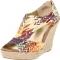 Seychelles Women's Memories Of You Multi Wedge Sandal - Fave Clothing & Fashion Accessories