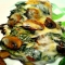 Smothered Chicken with Spinach, Mushrooms & 3 Cheeses - Recipes
