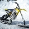 Snow Bike Kit - Motorcycles