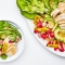 Spring Chicken Salad with Smashed Green Beans - Cooking