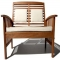 Strathwood Gibranta All-Weather Hardwood 2-Seater Bench - Outdoor Furniture