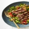 Summer Farro Salad with Grilled Steak - I love to cook