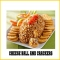 Superbowl food ideas: football cheeseball - Food & Drink