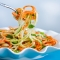 Sweet and Sour Thai Cucumber Pasta Salad