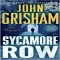 Sycamore Row by John Grisham - Books to read