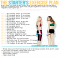 The 20 Day Starter's Exercise Plan - Fitness and Exercise