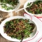 The Best Shredded Kale Salad with Pecan Parmesan and Cranberries - Healthy Food Ideas