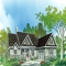 The Dakota Home Plan by Donald Gardner  - Country Farmhouse